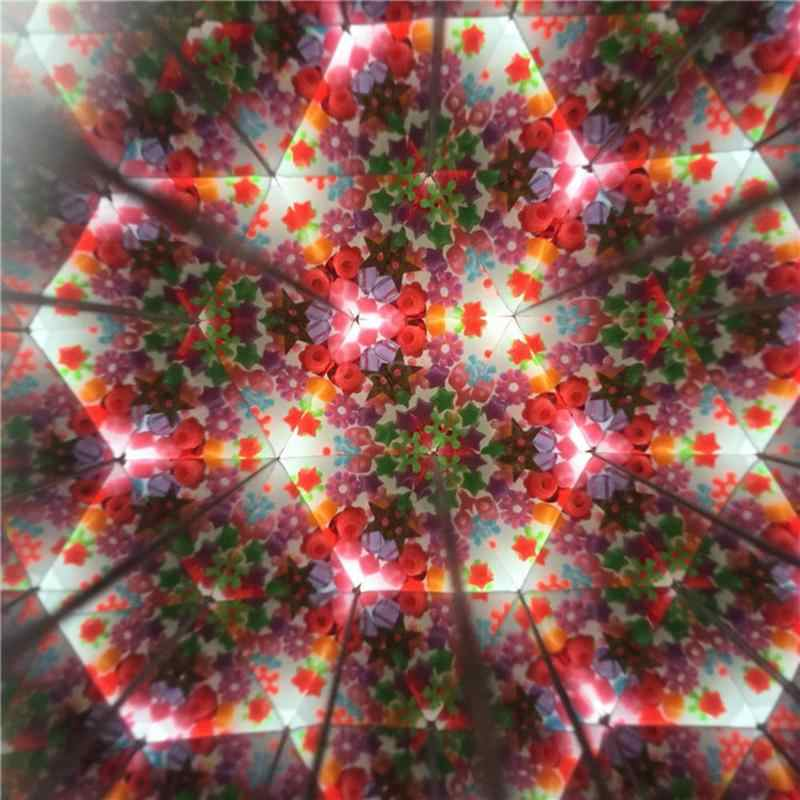 Colors in a kaleidoscope - 4